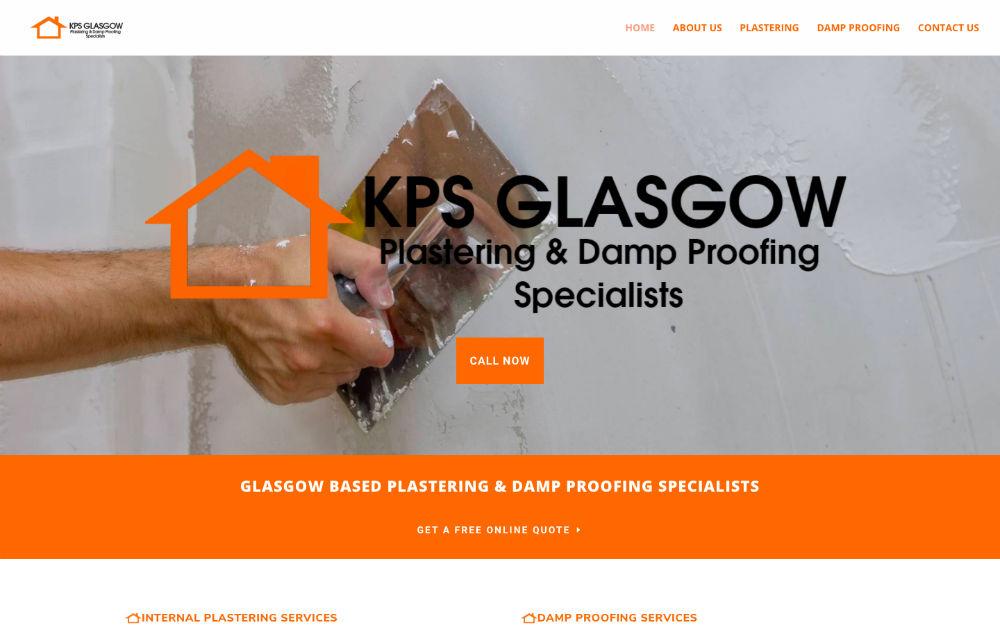 DLS Web Design - KPS Glasgow