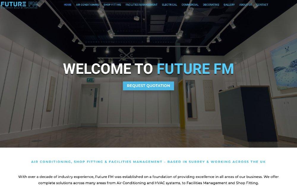 Future FM - DLS Web Design