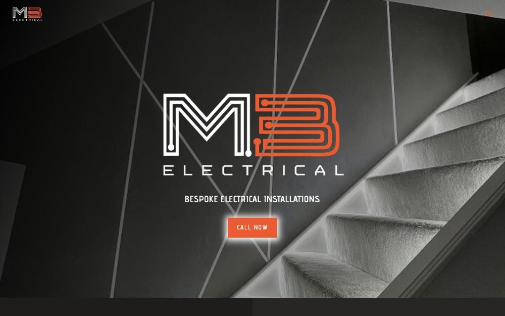M3 Electrical - DLS Web Design